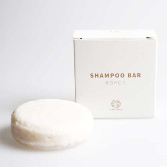 Shampoo bar Kokos Shampoobars