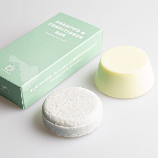 Shampoo - en conditioner bar Eucalyptus